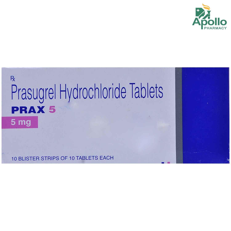 Prax 5 Tablet 10's