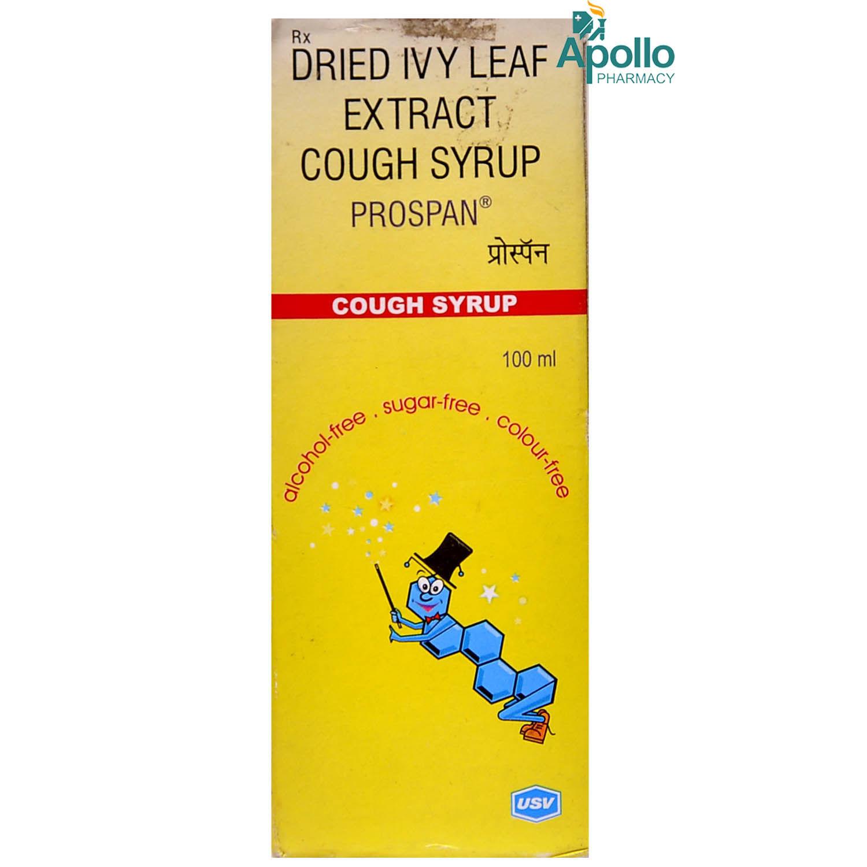 Prospan Sugar Free Cough Syrup 100 ml