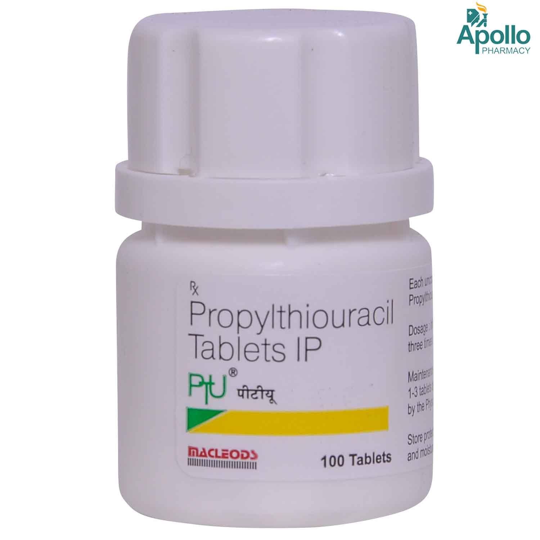 PTU Tablet 100's