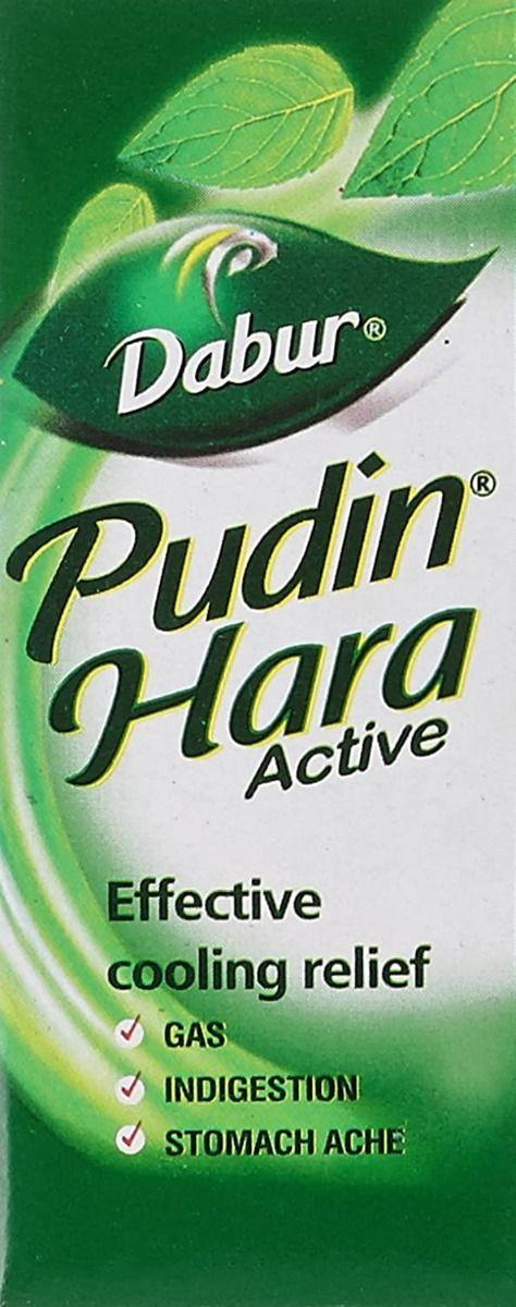 Dabur Pudin Hara Active Liquid, 30 ml