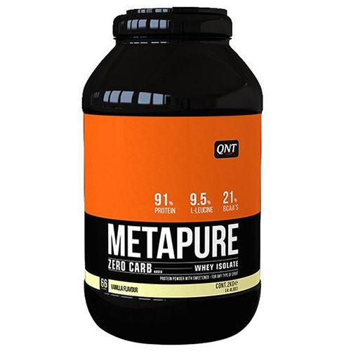 Qnt Metapure Zero Carb Milk Vanilla 2kg