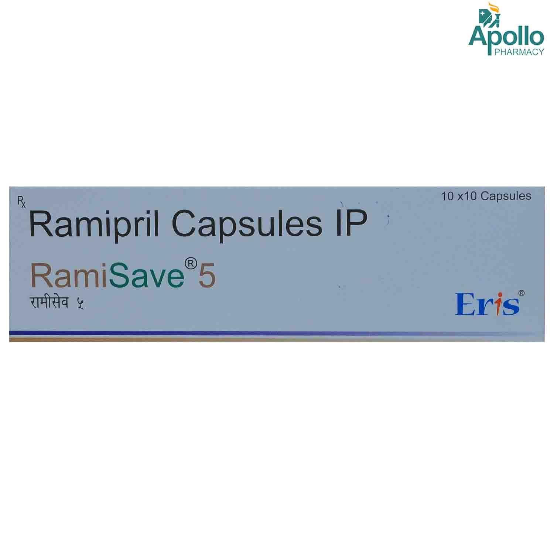 Ramisave 5 Capsule 10's