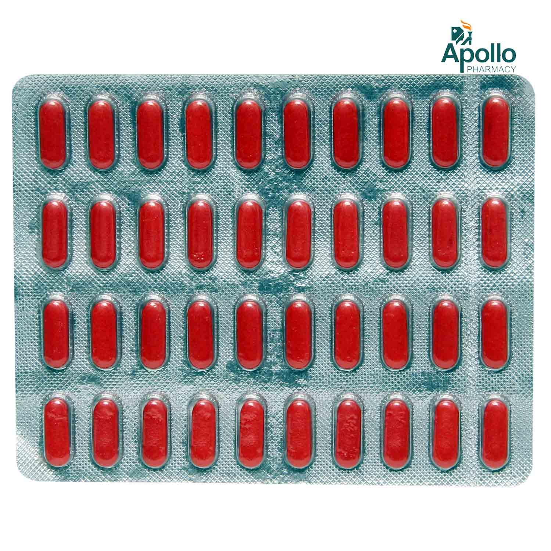 Raricap Tablet 40's