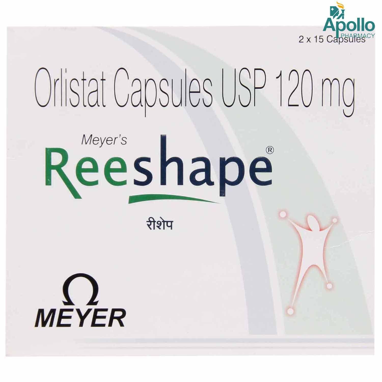 Reeshape Capsule 15's