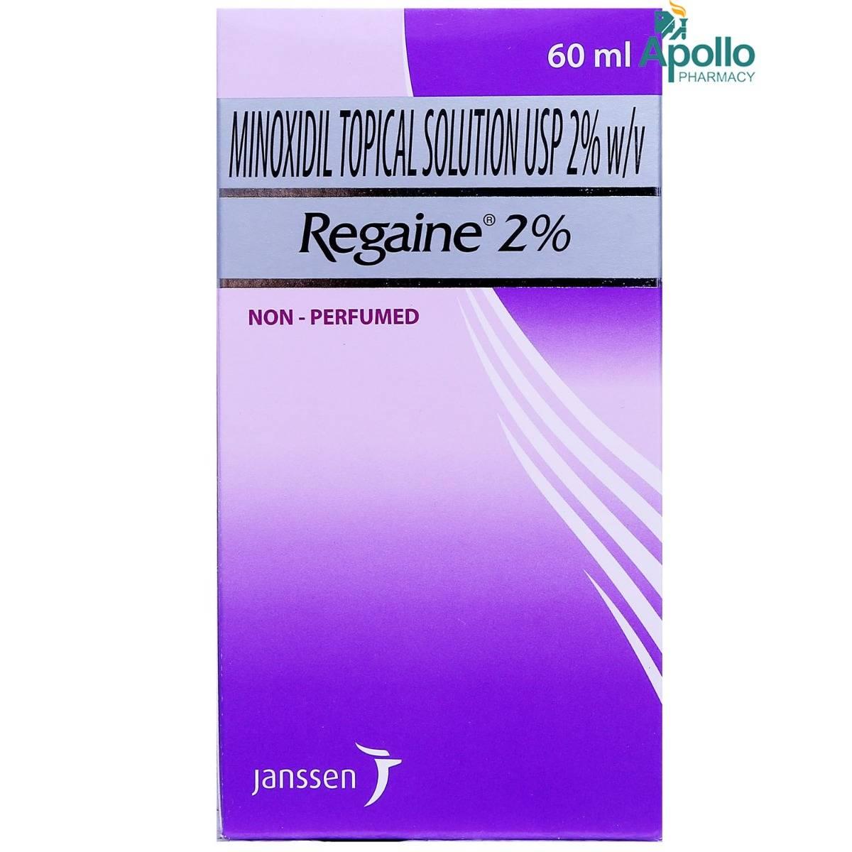 Regaine 2% Solution 60 ml