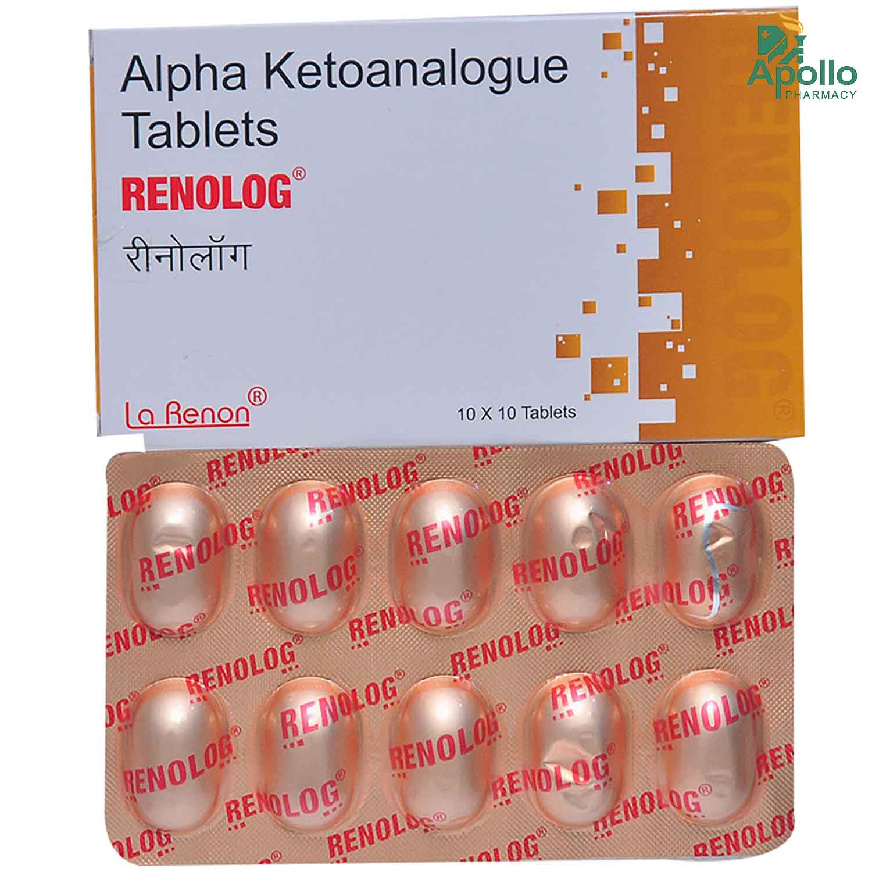 Renolog Tablet 10's