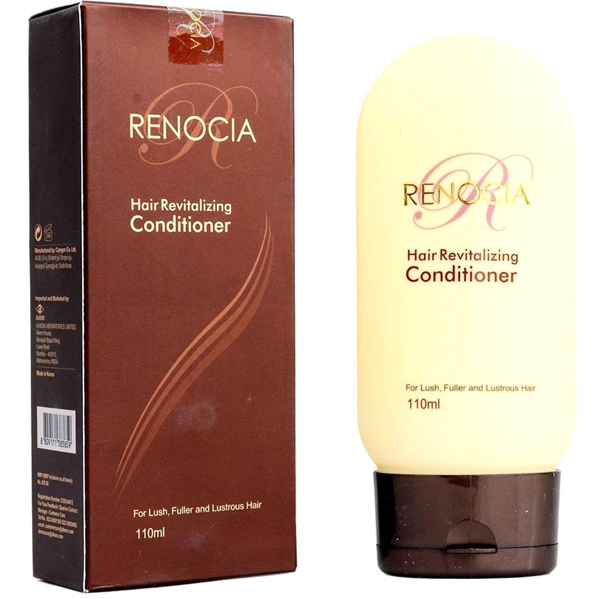 Renocia Hair Revitalizing Conditioner, 110 ml