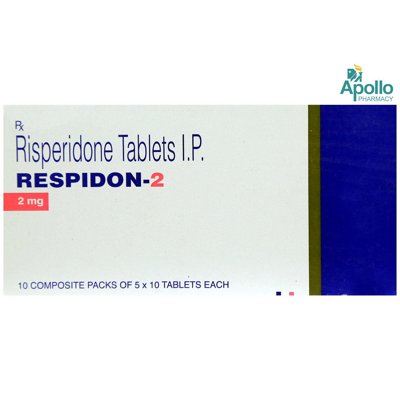 Respidon-2 Tablet 10's
