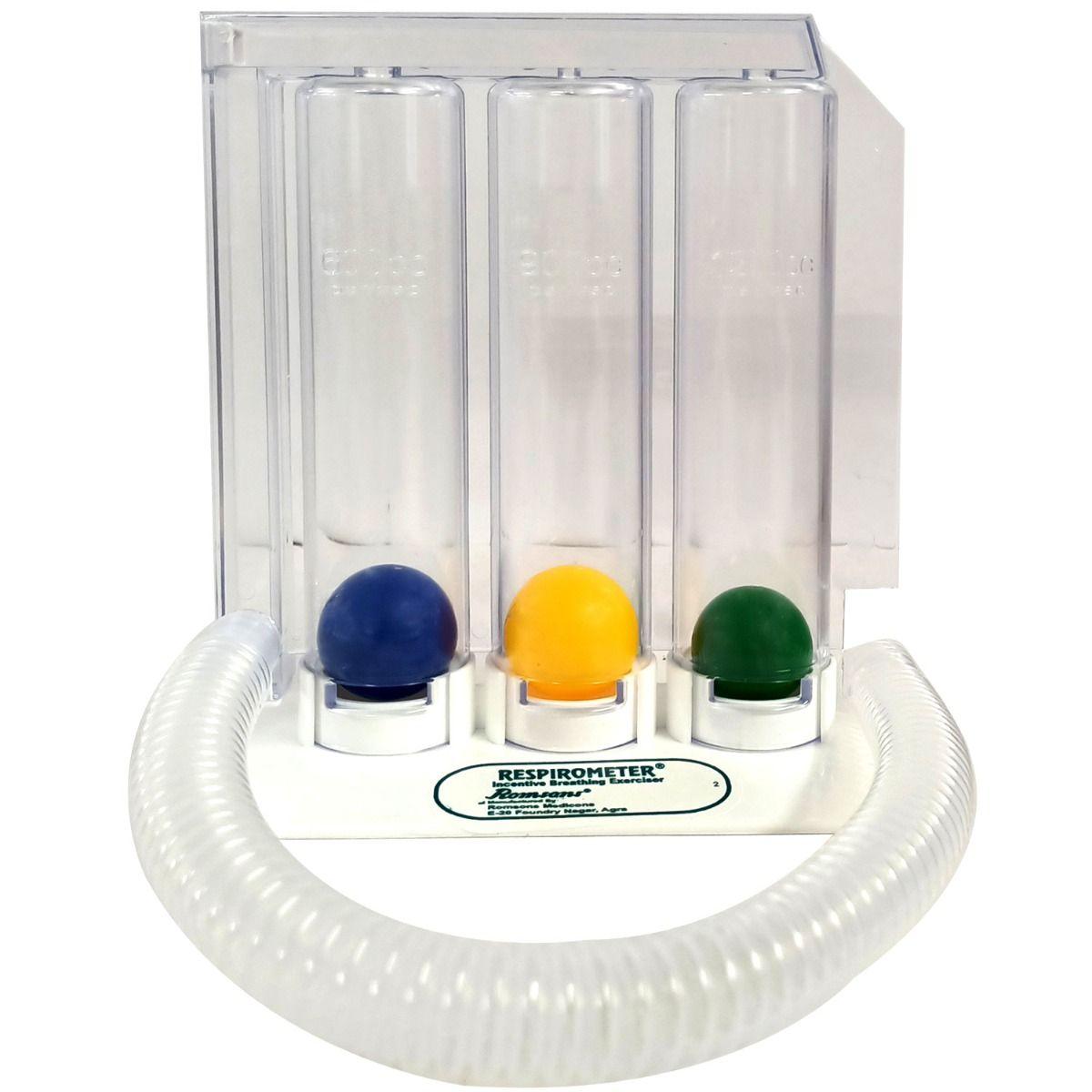 Romsons Respirometer SH-6082, 1 Count