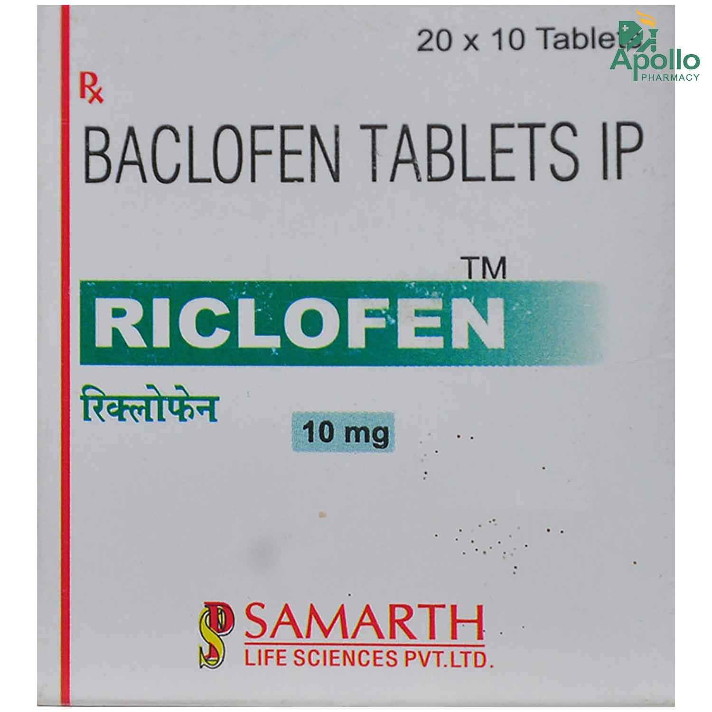 RICLOFEN 10MG TABLET