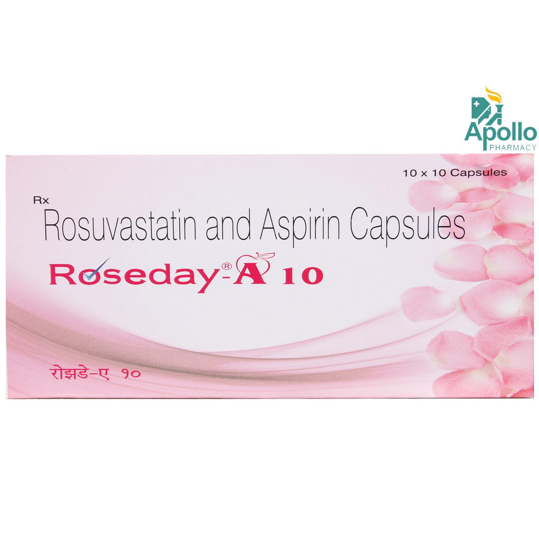 Roseday-A 10 Tablet 10's