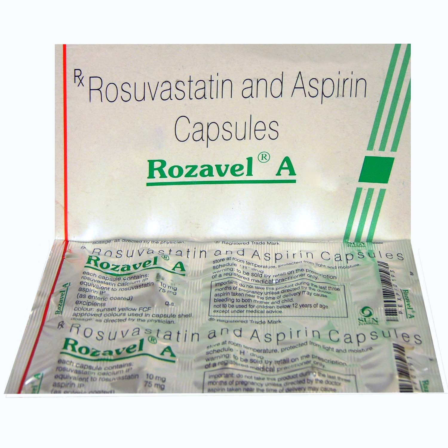 Rozavel A Capsule 10's