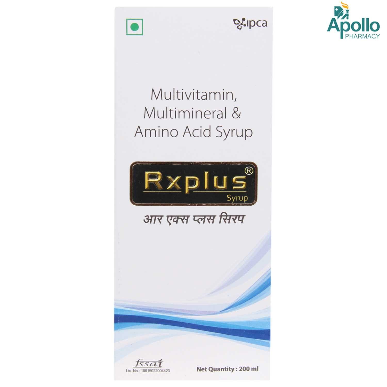 RxPlus Syrup 200 ml