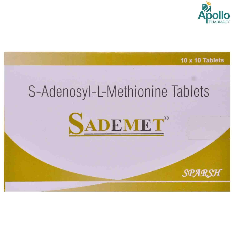 Sademet Tablet 10's