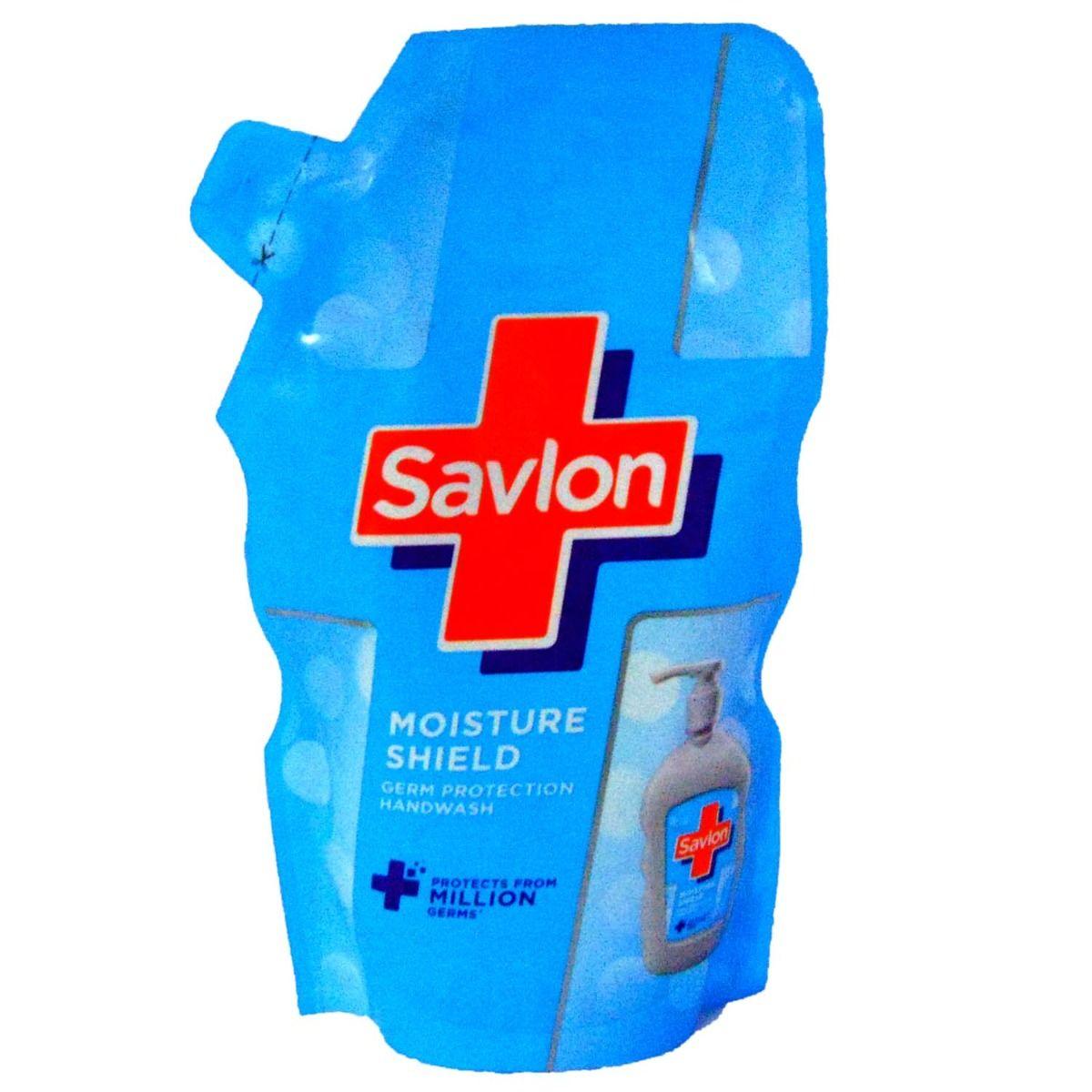 Savlon Moisture Shield Germ Protection Handwash, 175 ml Refill Pack