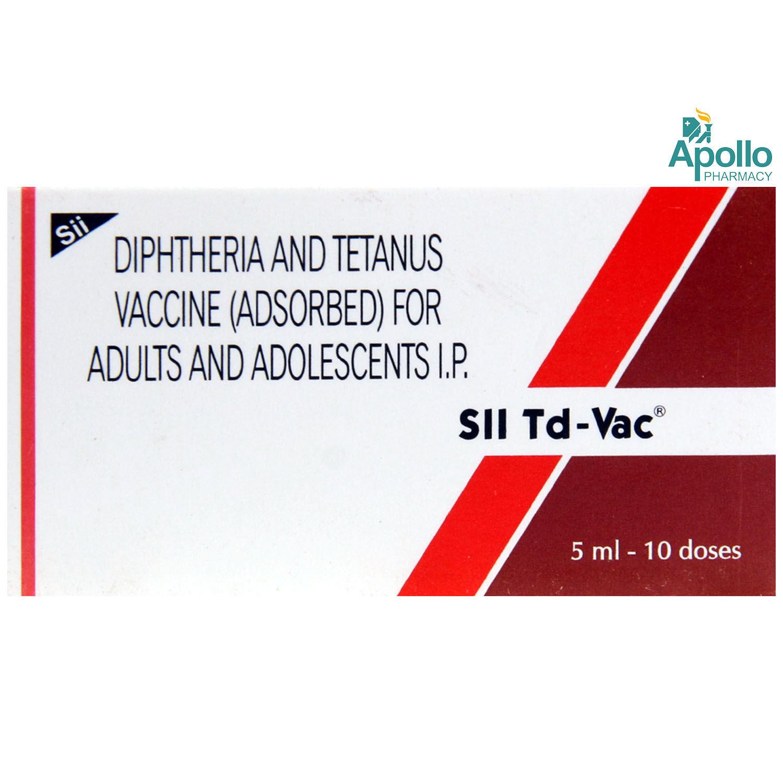 Sii Td-Vac Vaccine  5ml