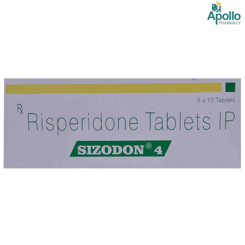 Sizodon 4 Tablet 10's