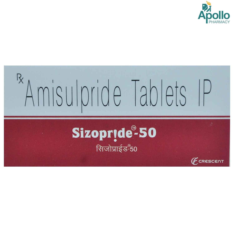 SIZOPRIDE 50MG TABLET