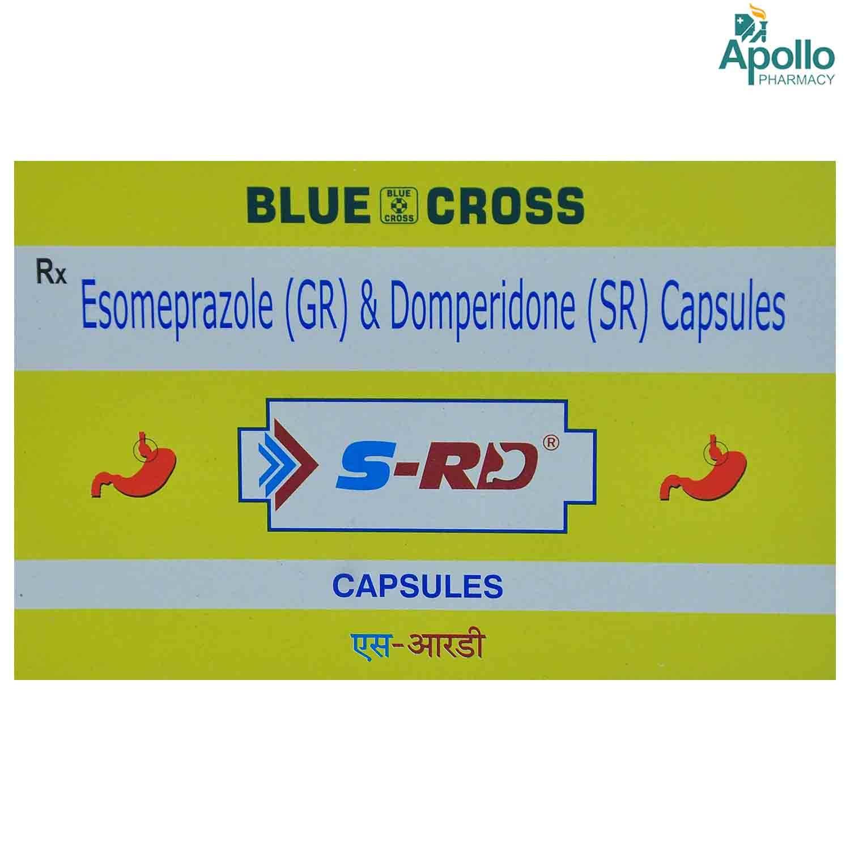 S RD CAPSULE