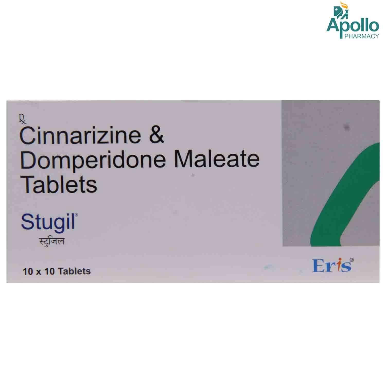 Stugil Tablet 10's