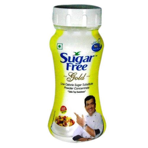 Sugar Free Gold Low Calorie Sweetener Powder, 100 gm