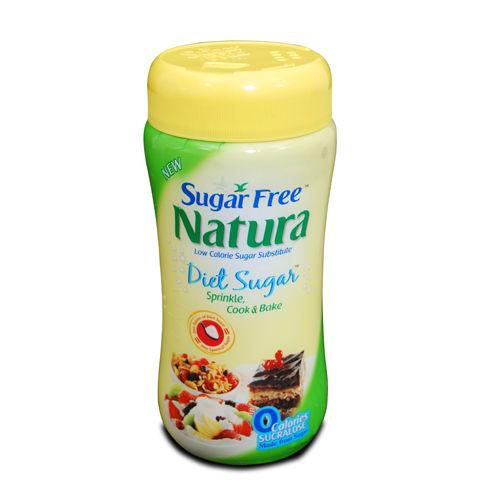 Sugar Free Natura Diet Sugar, 80 gm