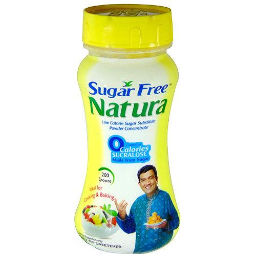 Sugar Free Natura Low Calorie Sweetener Powder, 100 gm