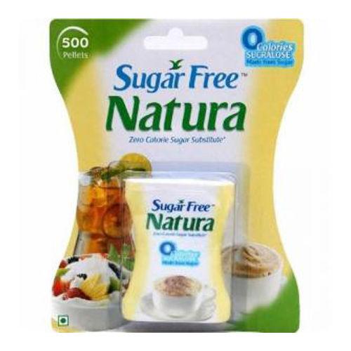 Sugar Free Natura Low Calorie Sweetener, 500 Pellets