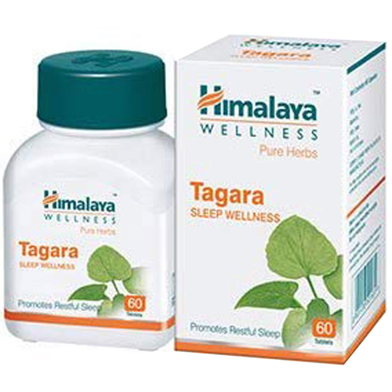 Himalaya Tagara, 60 Capsules