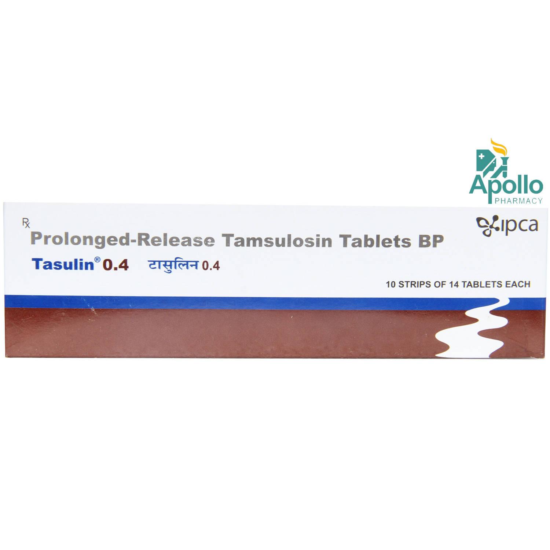 Tasulin 0.4 Tablet 14's