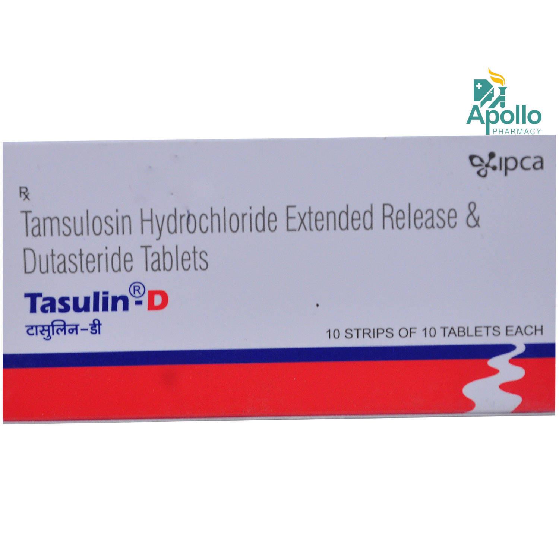 Tasulin-D Tablet 10s