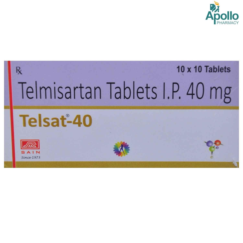 TELSAT 40MG TABLET