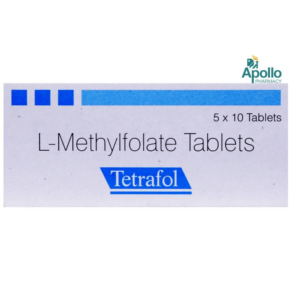 Tetrafol 7.5 Tablet 10's