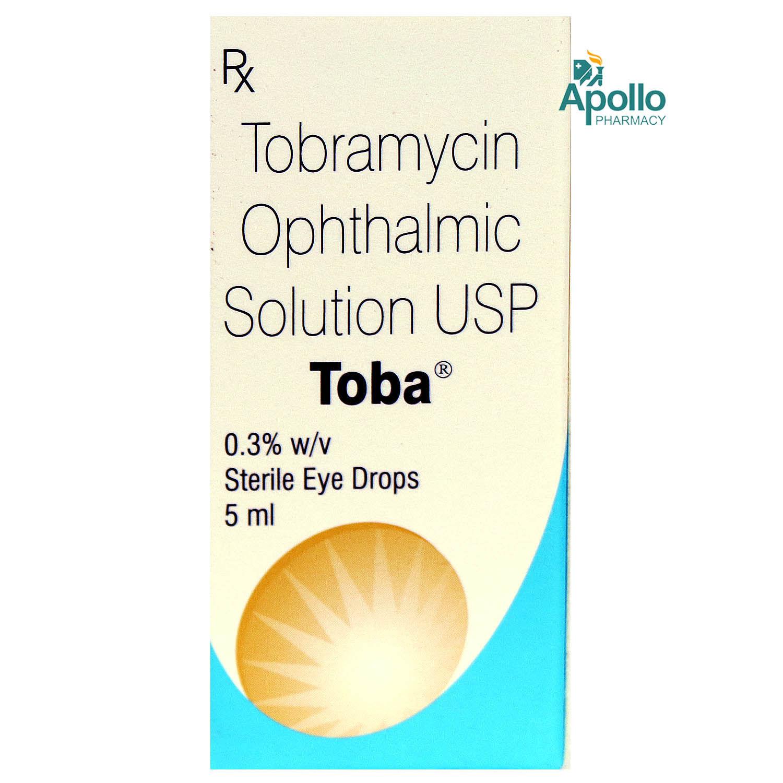 Toba Eye Drop 5ml