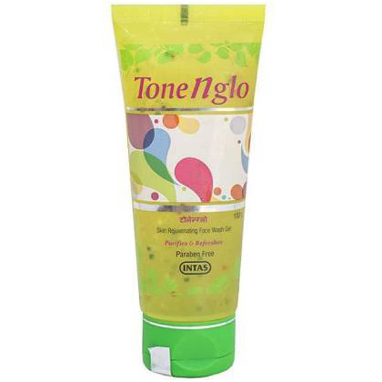 Tone N Glo Skin Rejuvenating Face Wash Gel, 50 gm