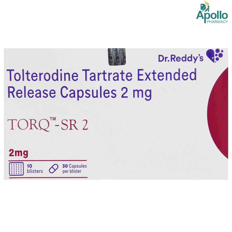 TOR Q SR 2MG TABLET