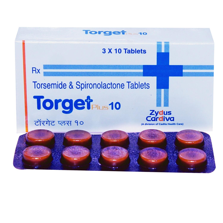Torget Plus 10 Tablet 10's