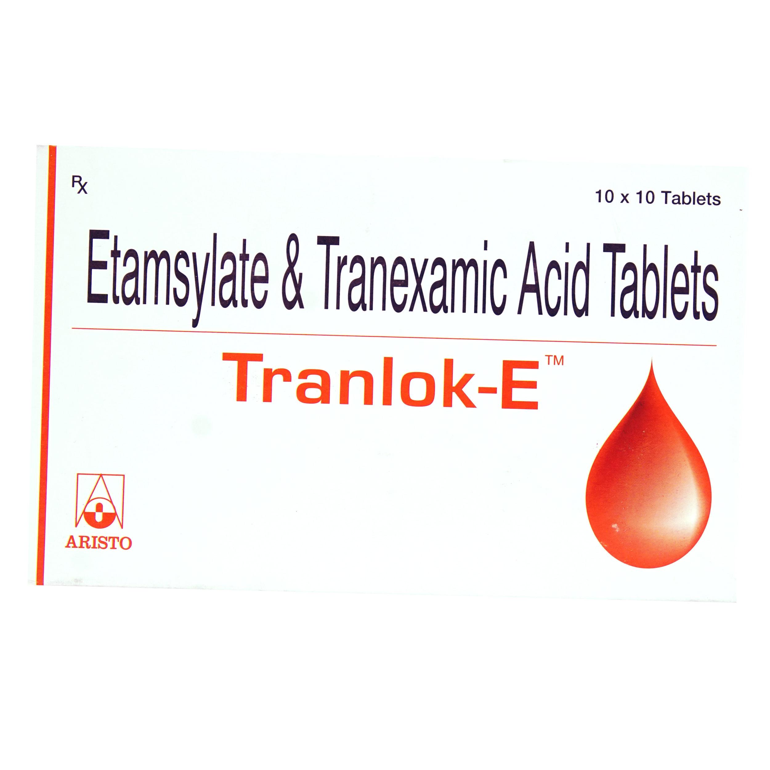TRANLOK E TABLET