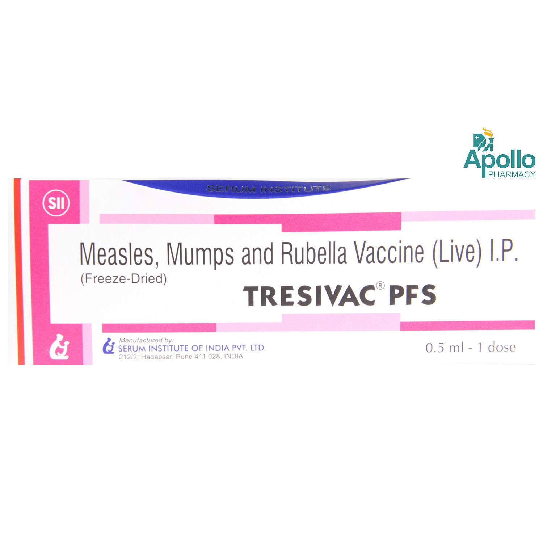 Tresivac PFS Vaccine 0.5 ml