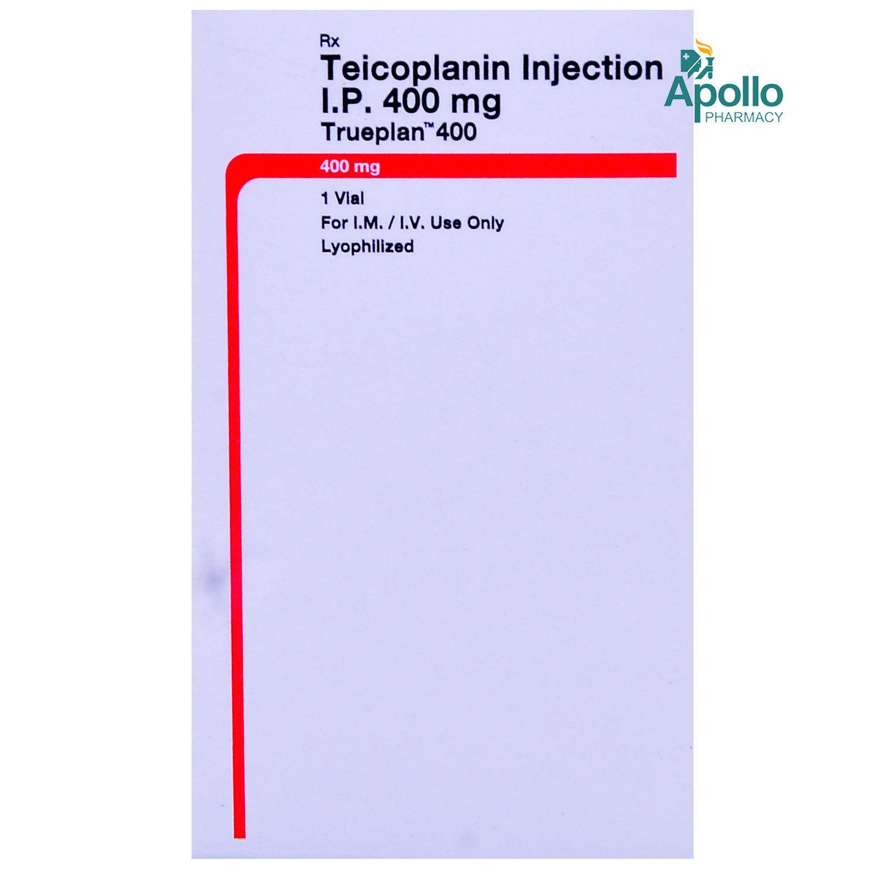 Trueplan 400mg Injection