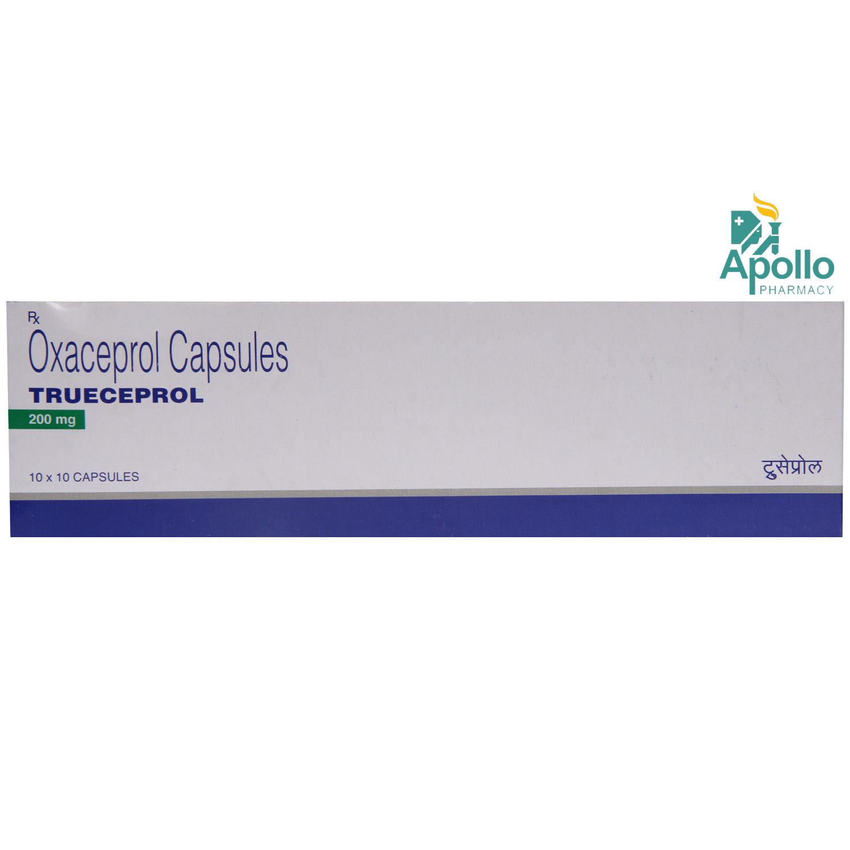 Trueceprol Capsule 10's