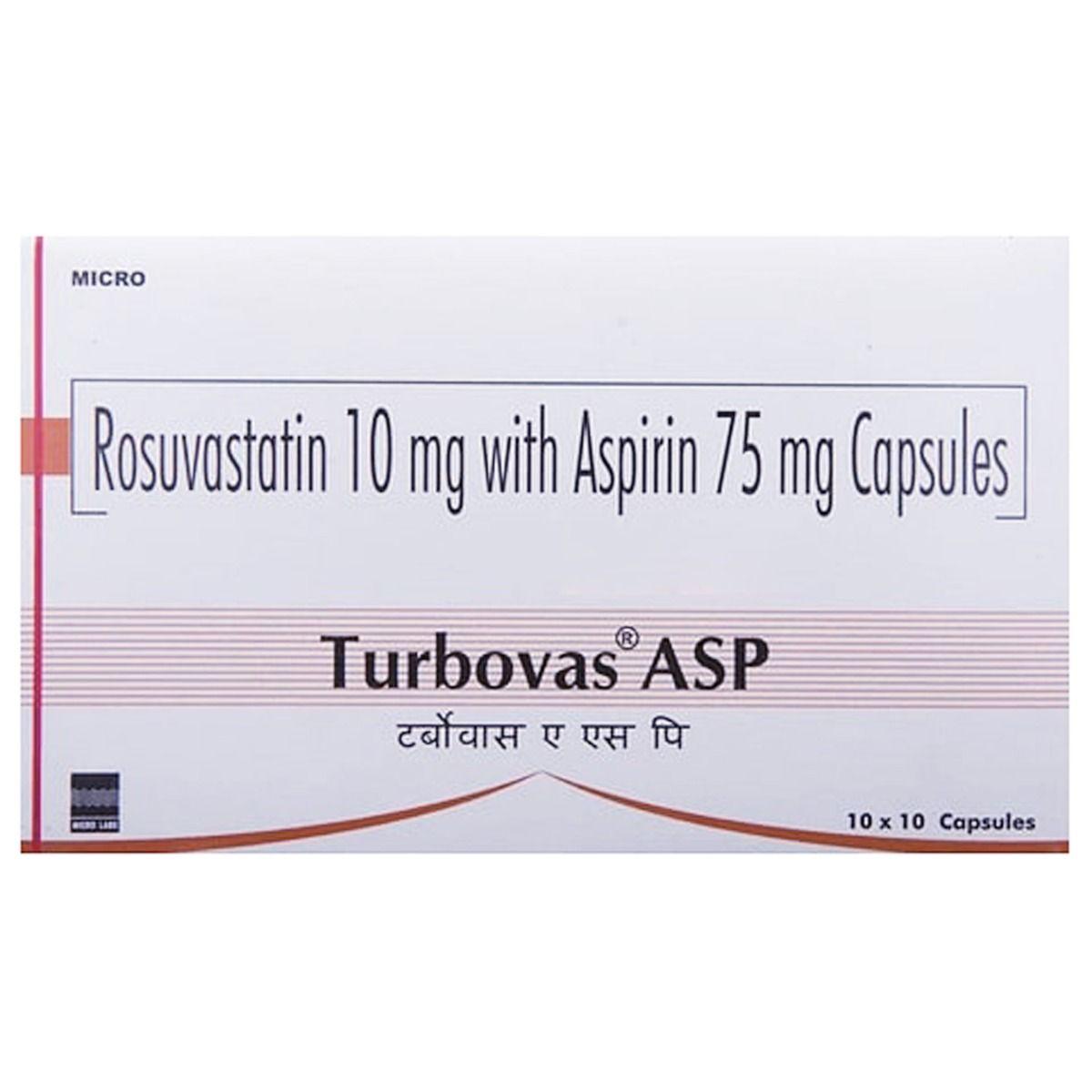 Turbovas ASP Capsule 10's