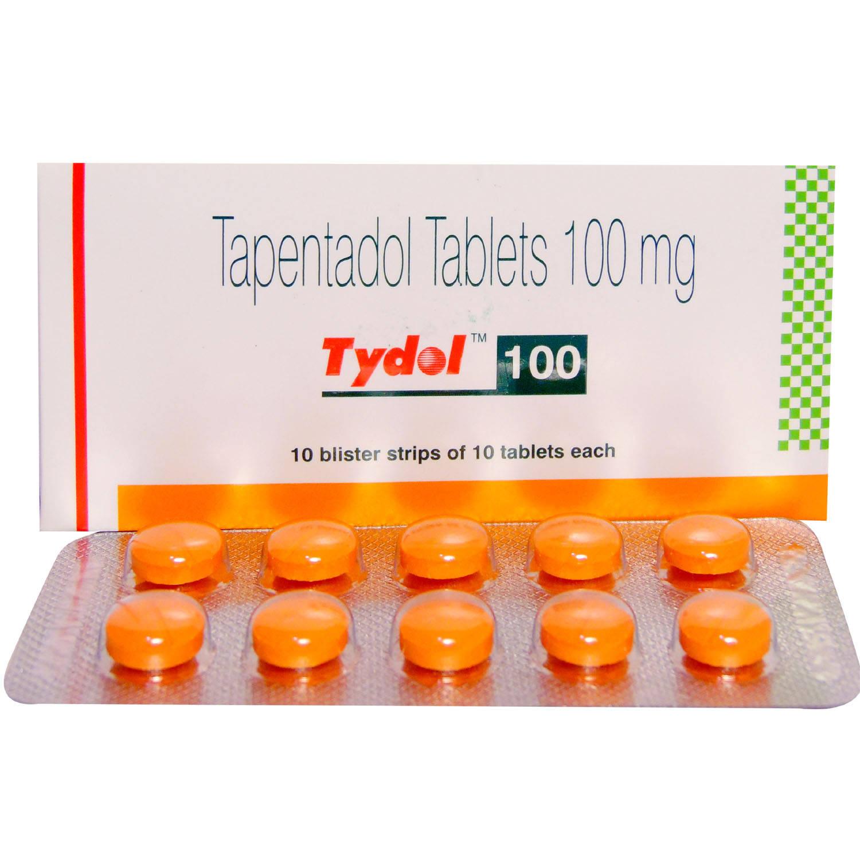 Tydol 100 Tablet 10's