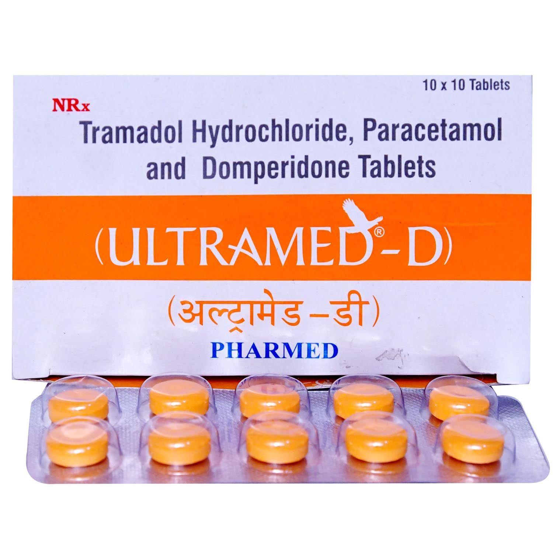 Ultramed-D Tablet 10's