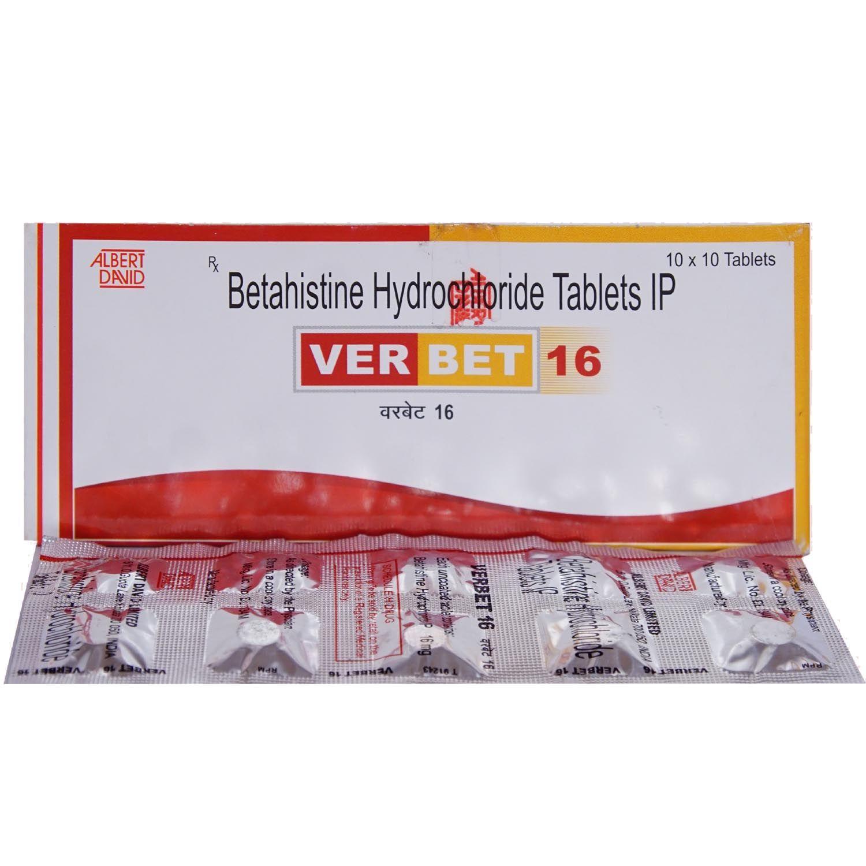 Verbet 16 Tablet 10's