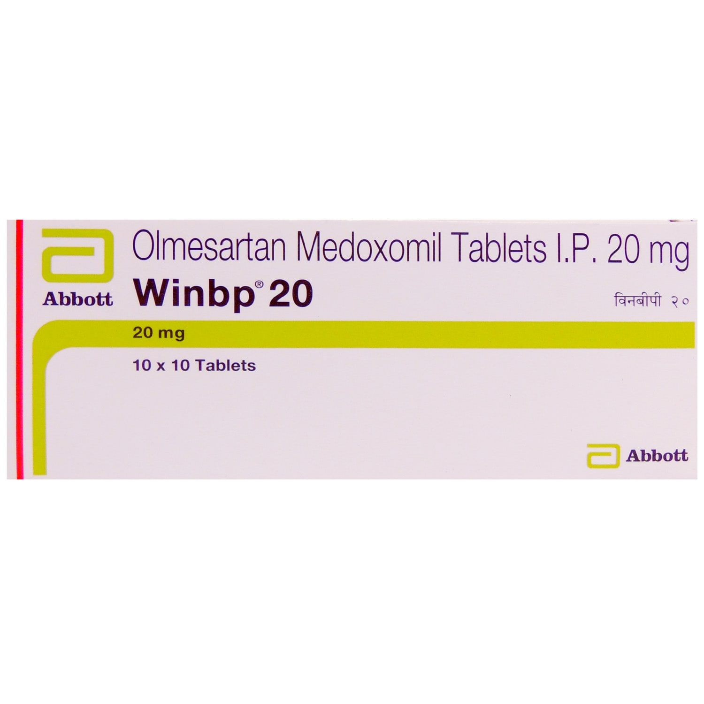 WINBP 20MG TABLET
