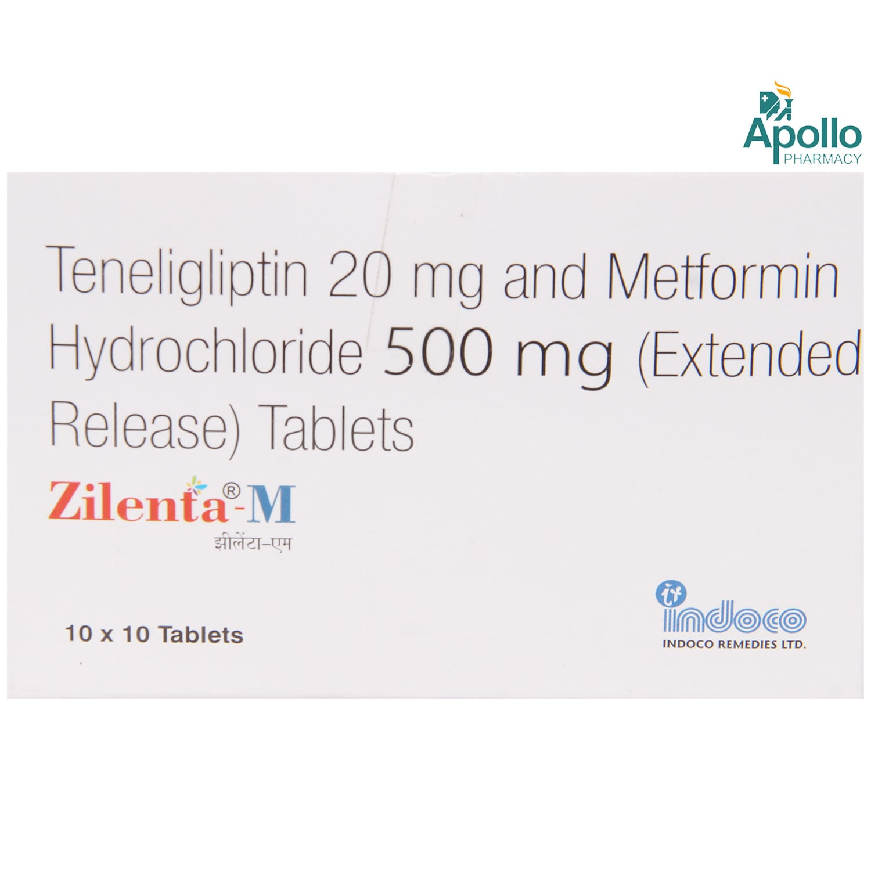 Zilenta-M Tablet 10's