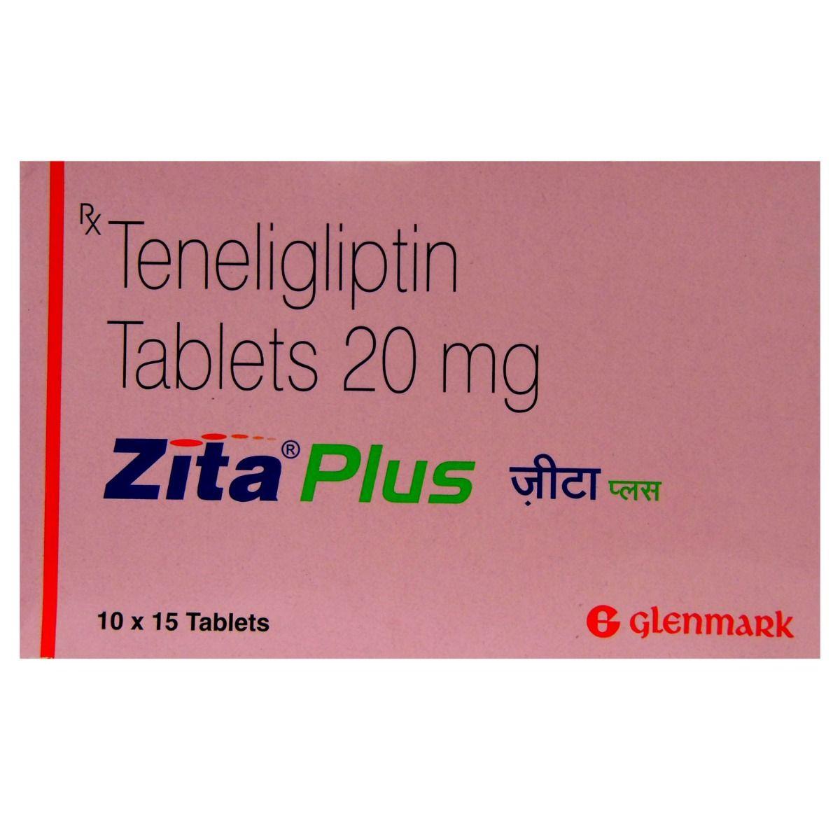 Zita Plus Tablet 15's