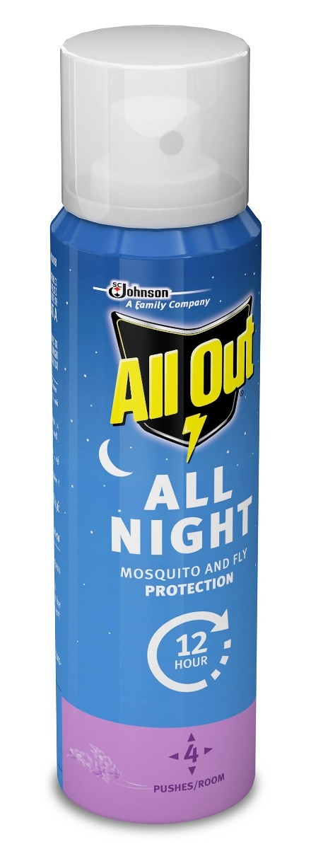 All Out All Night Spray, 30 ml, Pack of 1