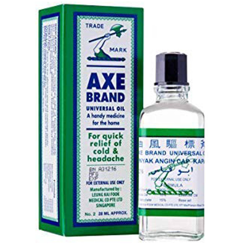Axe Brand Universal Oil, 28 ml, Pack of 1